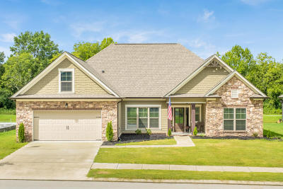Ooltewah Single Family Home For Sale: 8353 River Birch Loop