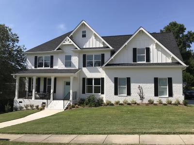 Ooltewah Single Family Home Contingent: 4053 Platinum Way