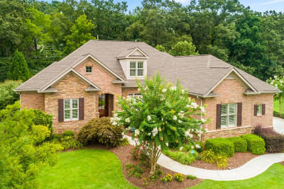 Chattanooga Single Family Home Contingent: 2578 Enclave Bay Dr