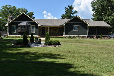 Hixson Single Family Home Contingent: 1838 Cotter Rd