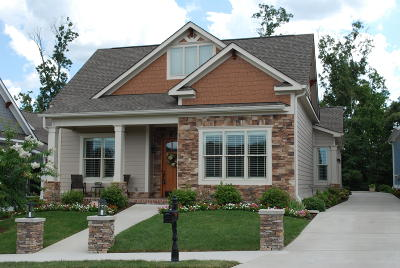 Ooltewah Single Family Home For Sale: 9141 Leyland Dr #Lot 132