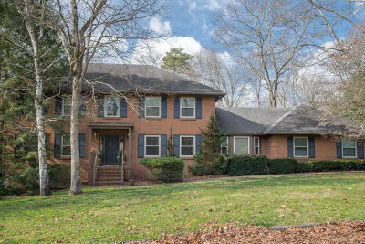 Signal Mountain Single Family Home For Sale: 9 Prentice Ln