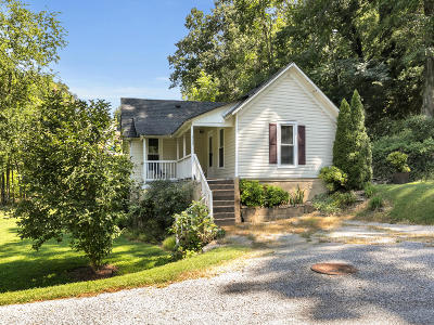 Chattanooga Single Family Home For Sale: 303 Tucker St
