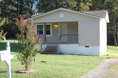 Whitwell Single Family Home For Sale: 819 Mount Calvary Rd