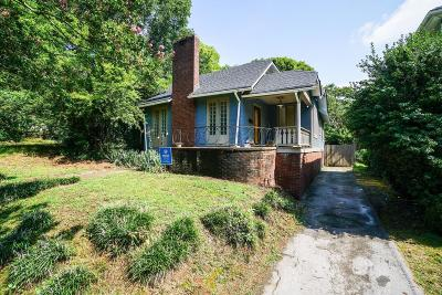 Chattanooga Single Family Home For Sale: 1023 E 5th St