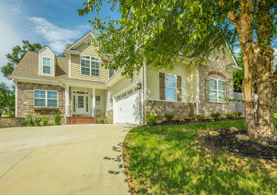 Ooltewah Single Family Home For Sale: 5579 Ginkgo Rd
