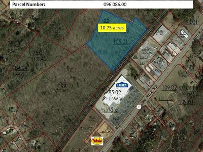 Dayton Residential Lots & Land For Sale: Rhea County Highway Off Hwy