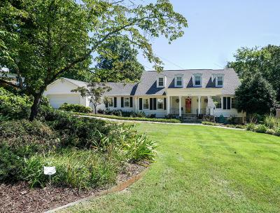 Chattanooga Single Family Home For Sale: 1603 Dennis Rd