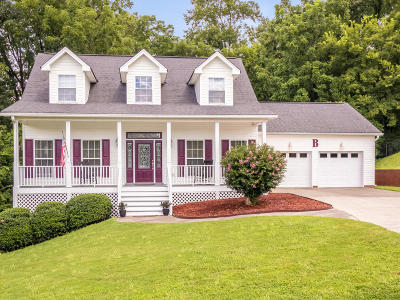 Ringgold Single Family Home For Sale: 412 Glenda Ln