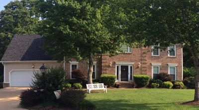 Chattanooga Single Family Home For Sale: 8409 Brandermill Ln