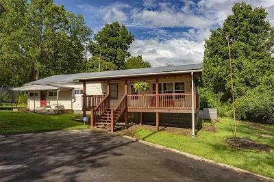 Dayton Single Family Home For Sale: 1866 Morgan Springs Rd