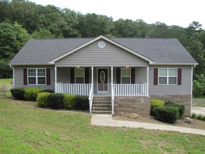 Ringgold Single Family Home For Sale: 1815 Baggett Rd