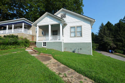 Chattanooga Single Family Home For Sale: 915 Overman St