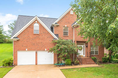 Chattanooga Single Family Home For Sale: 2666 Churchill Downs Cir