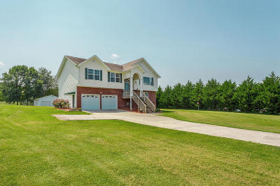 Ringgold Single Family Home For Sale: 2284 Mount Vernon Rd