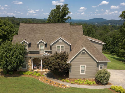 Ooltewah Single Family Home For Sale: 9869 Deer Ridge Dr