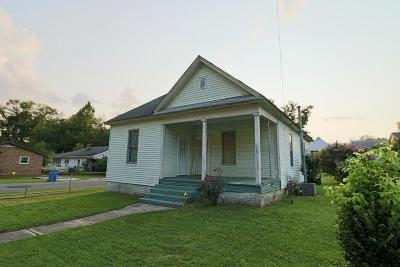 Chattanooga Single Family Home For Sale: 2801 Noa St