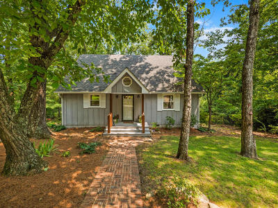 Lookout Mountain Single Family Home Contingent: 1209 Elfin Rd
