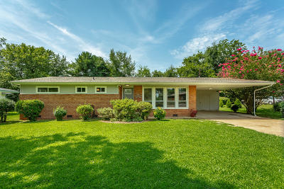 Chattanooga TN Single Family Home For Sale: $149,900