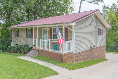Chattanooga Single Family Home For Sale: 3520 Berkley Dr