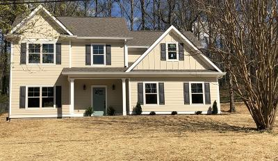 Chattanooga Single Family Home For Sale: 1048 Hurricane Creek Rd