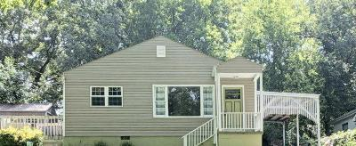 Chattanooga Single Family Home For Sale: 406 Central Dr