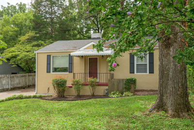 Chattanooga Single Family Home For Sale: 210 Greenleaf St