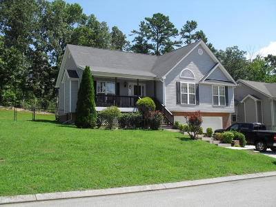 Ooltewah Single Family Home For Sale: 7572 Passport Dr
