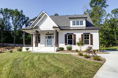 Chattanooga Single Family Home For Sale: 8204 Briarfield Ln