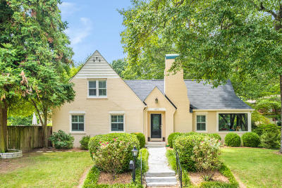 Chattanooga TN Single Family Home For Sale: $449,000
