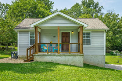 Chattanooga Single Family Home For Sale: 210 Allen St