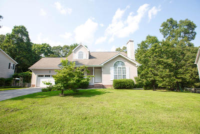 Soddy Daisy Single Family Home For Sale: 9822 Autumn Glen Dr