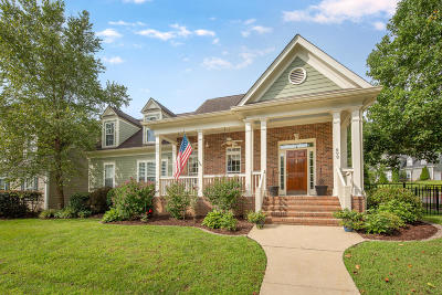 Chattanooga Single Family Home For Sale: 698 Traditions Dr