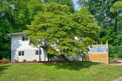 Chattanooga Single Family Home For Sale: 3517 Sleepy Hollow Rd