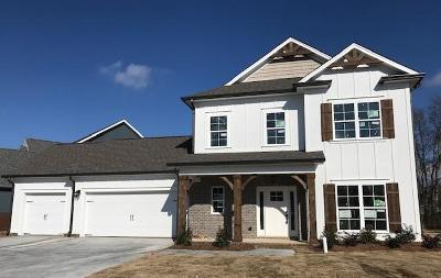 Ooltewah Single Family Home For Sale: 8535 River Birch Loop #27