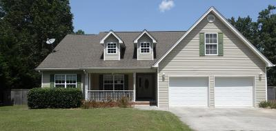 Ringgold Single Family Home For Sale: 656 Waters Dr