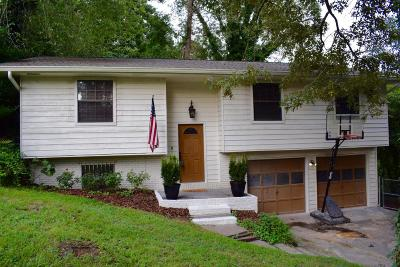 Ringgold Single Family Home For Sale: 121 Homewood Dr