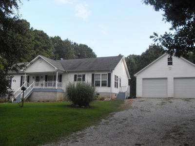 Apison Single Family Home Contingent: 3942 Clonts Rd
