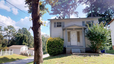 Chattanooga Single Family Home For Sale: 728 McGowan Ave