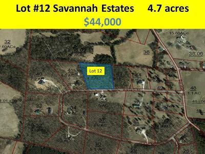 Dayton Residential Lots & Land For Sale: 356 Savannah Ln