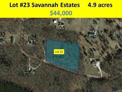 Dayton Residential Lots & Land For Sale: 689 Savannah Ln