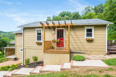 Chattanooga Single Family Home For Sale: 4500 McCahill Rd