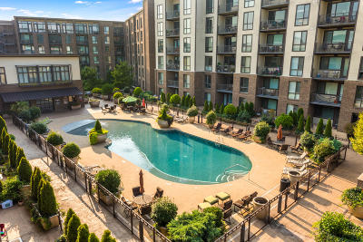 Chattanooga TN Condo For Sale: $265,000