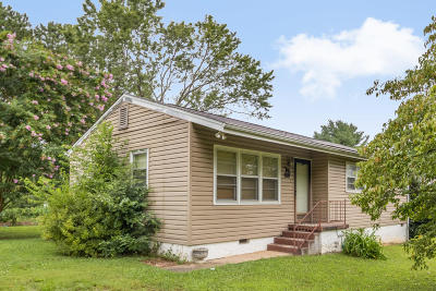 Chattanooga Single Family Home For Sale: 4607 Beverly Kay Dr