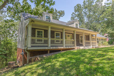 Chattanooga TN Single Family Home For Sale: $345,000