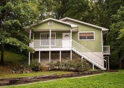 Chattanooga TN Single Family Home For Sale: $184,500