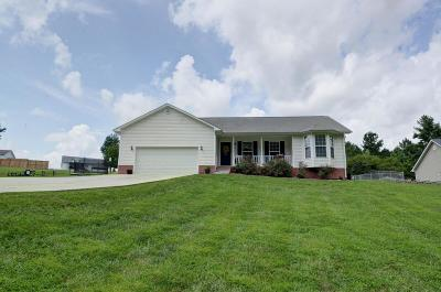 Dayton Single Family Home For Sale: 818 Five Points Rd