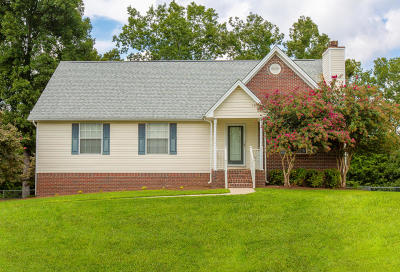 Ooltewah Single Family Home Contingent: 6039 Hunter Valley Rd