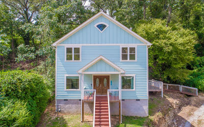 Chattanooga Single Family Home For Sale: 223 Tremont St