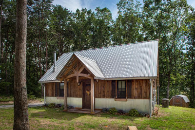 Rising Fawn Single Family Home Contingent: 496 Plum Nelly Rd